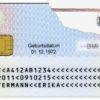 Iceland ID Card