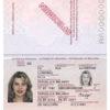 Moldavian passport